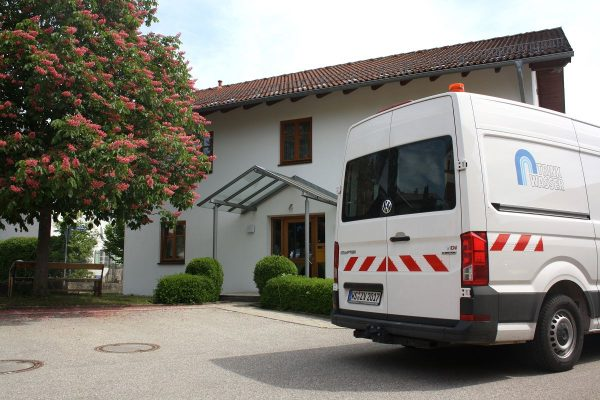 WZV Geschäftsstelle in Schonstett