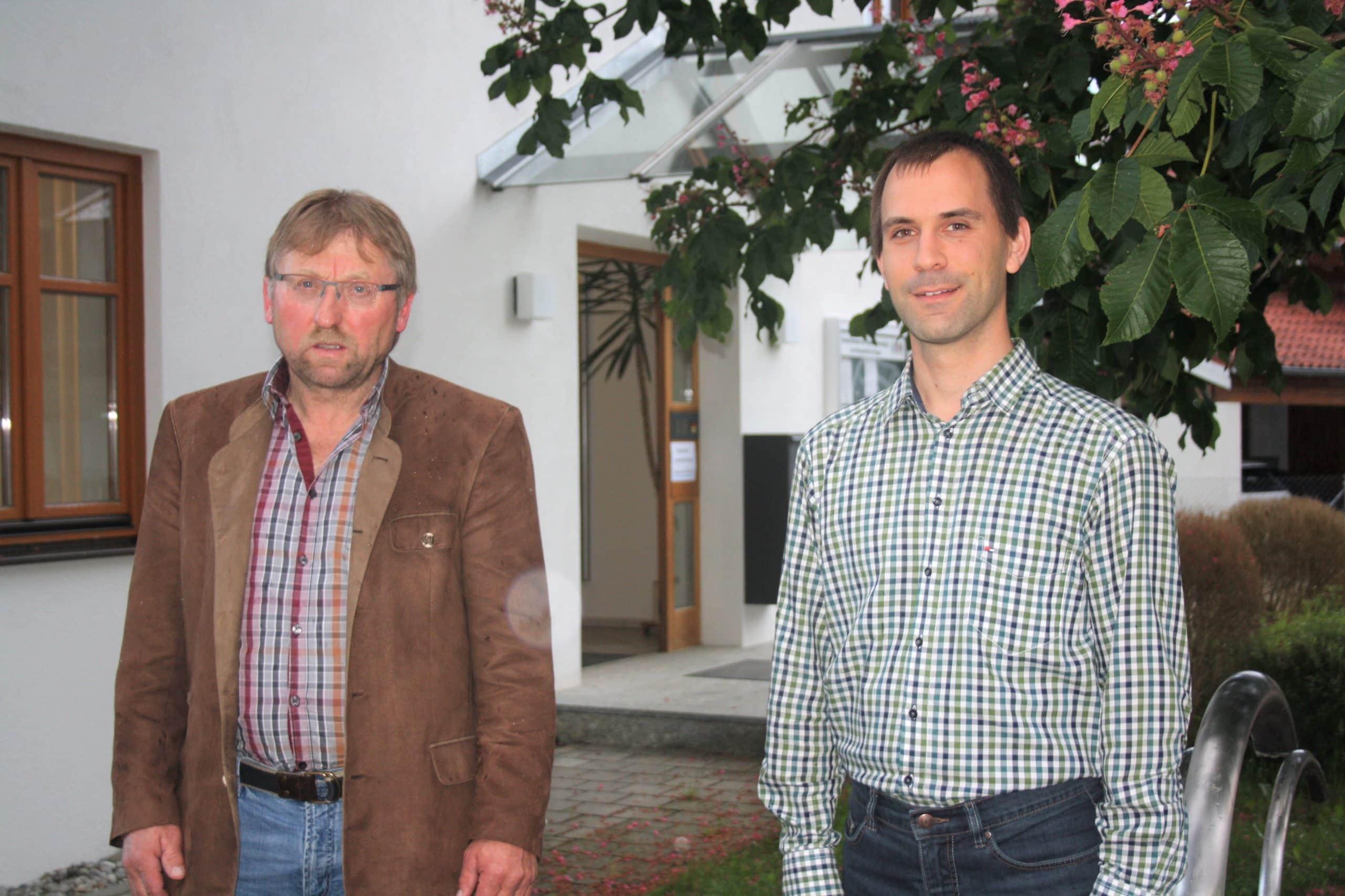 Neue Vorsitzende – Wasserzweckverband Schonstett